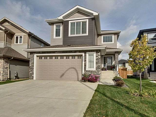6608 53 Avenue, Beaumont, AB T4X 2A3 (#E4175917) :: Initia Real Estate