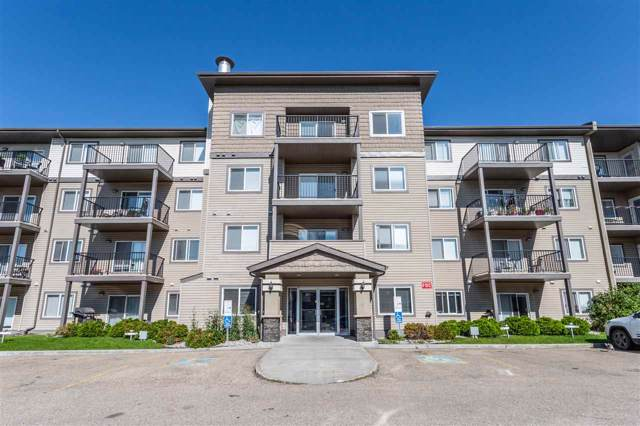 128 301 Clareview Station Drive, Edmonton, AB T5Y 0J4 (#E4175997) :: David St. Jean Real Estate Group