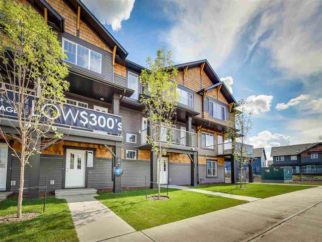 17 1005 Graydon Hill Boulevard, Edmonton, AB T6W 3J5 (#E4176041) :: Initia Real Estate