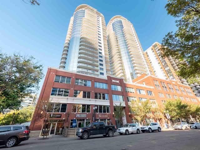 1403 10136 104 Street, Edmonton, AB T5J 0B5 (#E4176130) :: YEGPro Realty