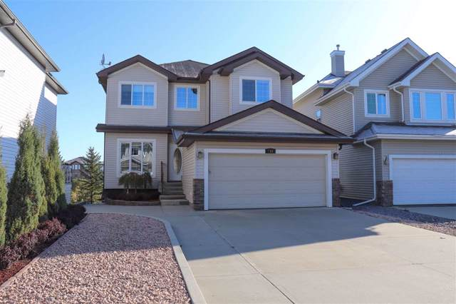 715 Wildwood Point(E), Edmonton, AB T6T 0B2 (#E4176224) :: David St. Jean Real Estate Group