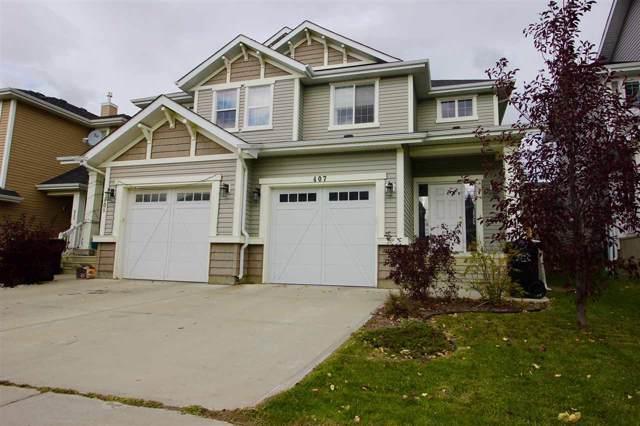 407 Simmonds Way, Leduc, AB T9E 0E6 (#E4176229) :: David St. Jean Real Estate Group