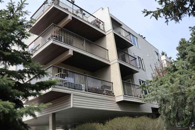 303 9505 77 Avenue, Edmonton, AB T6C 0M3 (#E4176293) :: YEGPro Realty