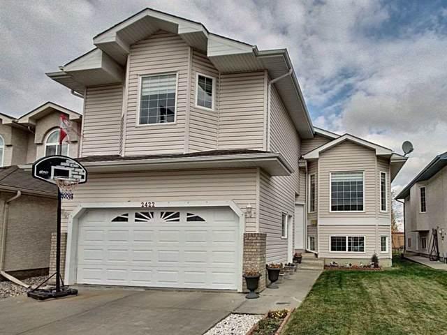 2422 35A Avenue, Edmonton, AB T6T 1V9 (#E4176525) :: David St. Jean Real Estate Group