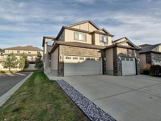 21 2005 70 Street, Edmonton, AB T6X 0T9 (#E4176548) :: David St. Jean Real Estate Group
