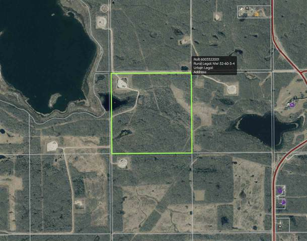 twp 610 Rg Rd 434, Rural Bonnyville M.D., AB T9N 2J1 (#E4176572) :: Initia Real Estate