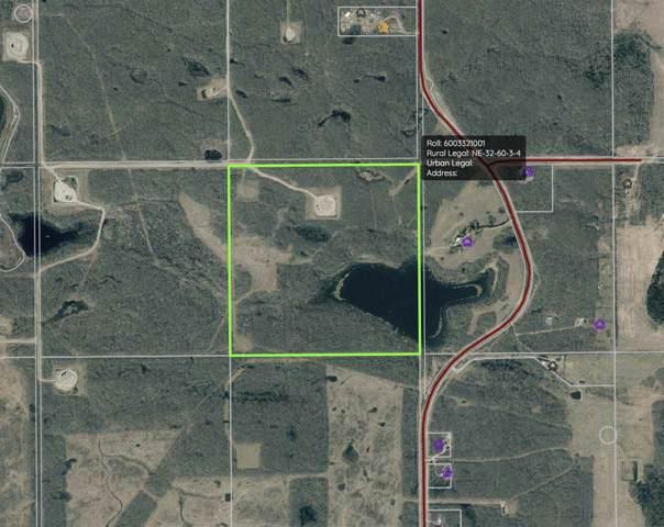 twp 610 Rg Rd 434, Rural Bonnyville M.D., AB T9N 2J1 (#E4176575) :: RE/MAX River City