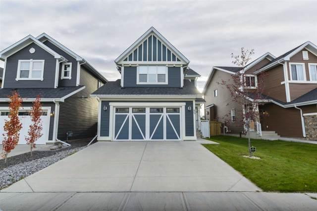 85 Sheppard Way, Leduc, AB T9E 0Y3 (#E4176683) :: David St. Jean Real Estate Group