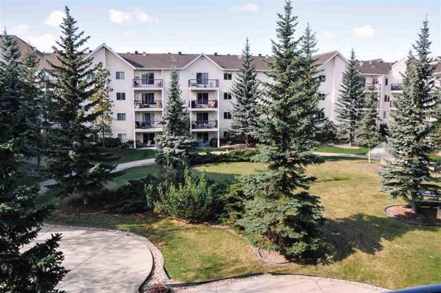 304 10636 120 Street, Edmonton, AB T5H 4L5 (#E4176689) :: YEGPro Realty