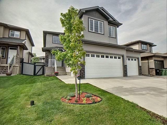24 Shorewood Crescent, Leduc, AB T9E 0K9 (#E4176711) :: Initia Real Estate