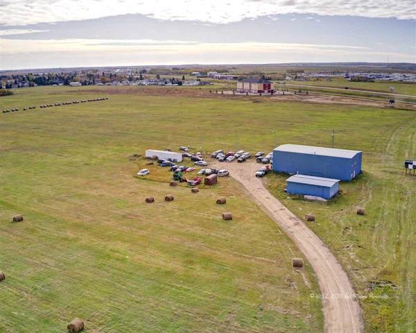 Rge Rd 195 Just North Of Hwy 15, Lamont, AB T0B 2R0 (#E4176730) :: David St. Jean Real Estate Group
