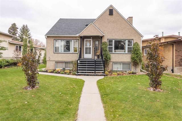 9846 74 Avenue, Edmonton, AB T6E 1E9 (#E4176731) :: YEGPro Realty