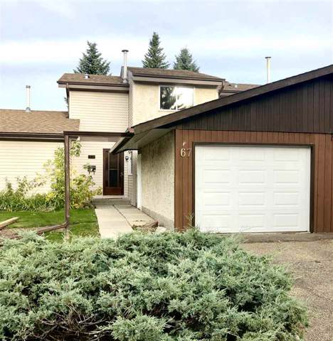 67 Forest Grove, St. Albert, AB T8N 2Y1 (#E4176790) :: Initia Real Estate