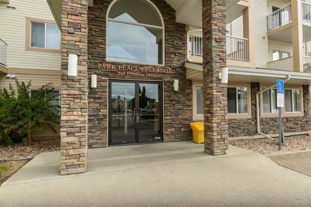 317 245 Edwards Drive, Edmonton, AB T6X 1J9 (#E4176846) :: The Foundry Real Estate Company