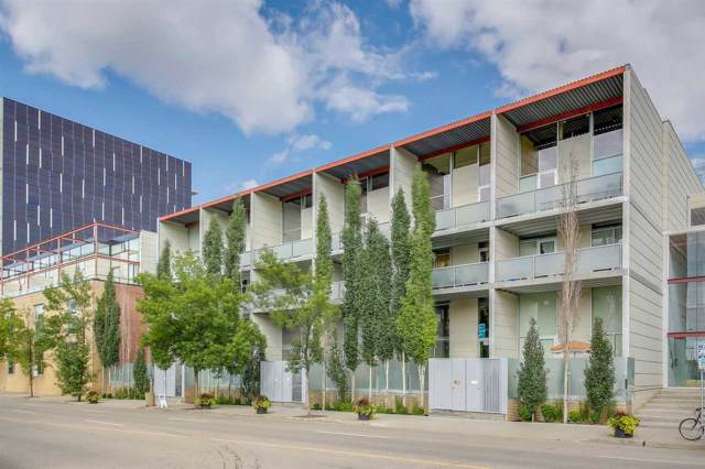 313 10309 107 Street, Edmonton, AB T5J 1K3 (#E4176974) :: YEGPro Realty