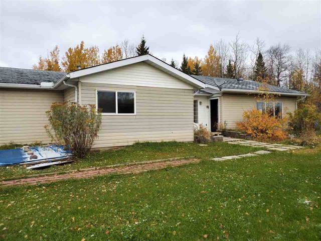 39 53426 Range Road 41, Rural Parkland County, AB T0E 0H0 (#E4177008) :: The Foundry Real Estate Company