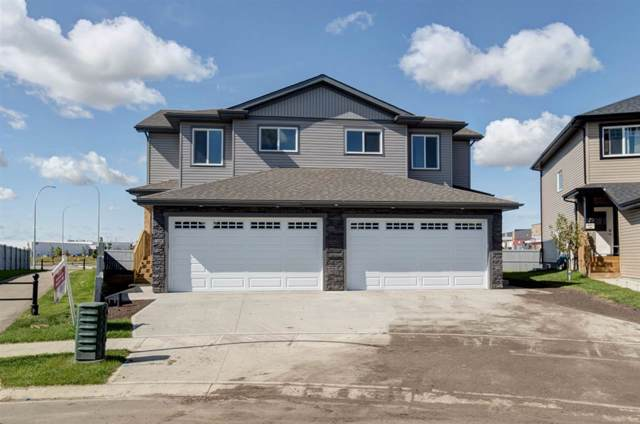 127 Richmond Link, Fort Saskatchewan, AB T8L 0S6 (#E4177092) :: The Foundry Real Estate Company