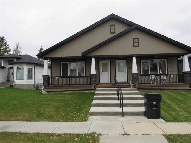 5014 A 54 Street, Barrhead, AB T7N 1E7 (#E4177097) :: The Foundry Real Estate Company