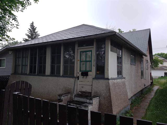 11916 95 Street, Edmonton, AB T5G 1M5 (#E4177177) :: David St. Jean Real Estate Group