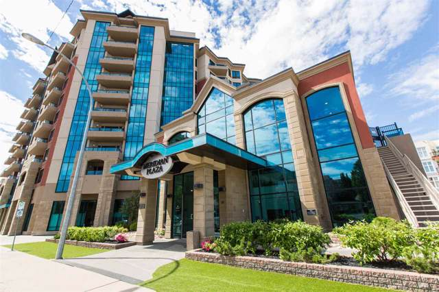 501 10142 111 Street, Edmonton, AB T5K 1K6 (#E4177270) :: YEGPro Realty