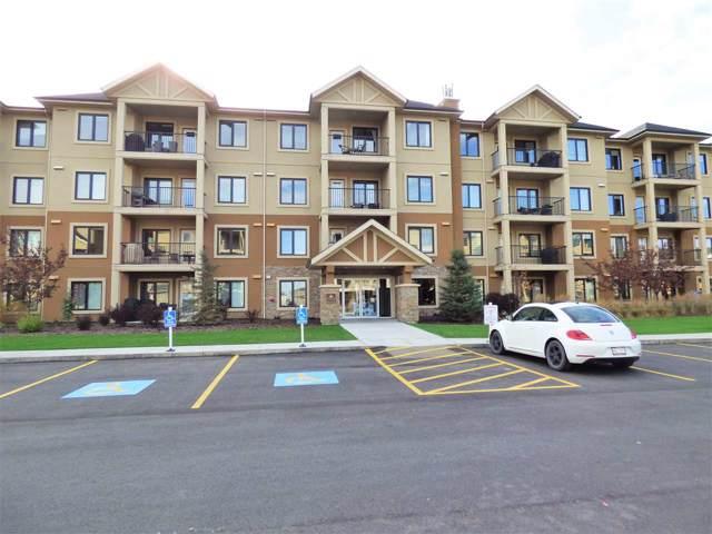 112 1031 173 Street, Edmonton, AB T6W 0M7 (#E4177335) :: David St. Jean Real Estate Group