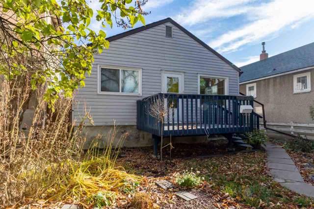 11245 93 Street, Edmonton, AB T5G 1B9 (#E4177336) :: David St. Jean Real Estate Group
