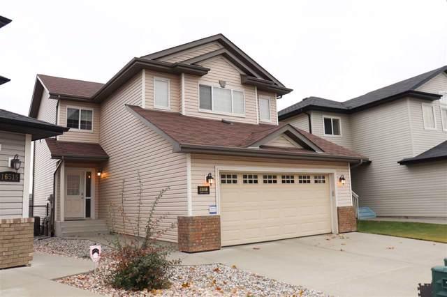 16513 56 Street, Edmonton, AB T5Y 3M7 (#E4177351) :: The Foundry Real Estate Company