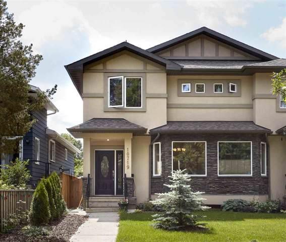 10719 72 Avenue, Edmonton, AB T6E 1A2 (#E4177405) :: YEGPro Realty
