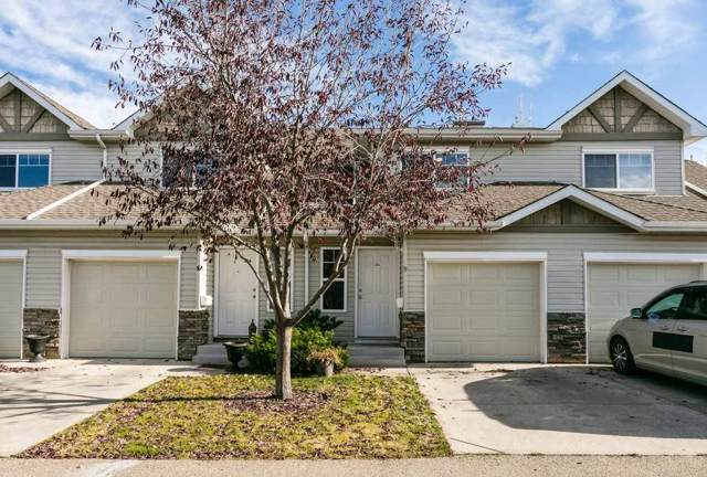 9 249 Edwards Drive, Edmonton, AB T6X 1G2 (#E4177445) :: The Foundry Real Estate Company