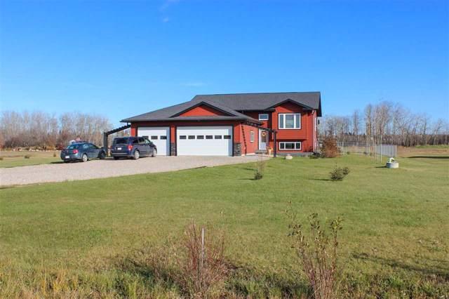 42230 Twp Rd 632, Rural Bonnyville M.D., AB T9M 1P2 (#E4177463) :: Initia Real Estate