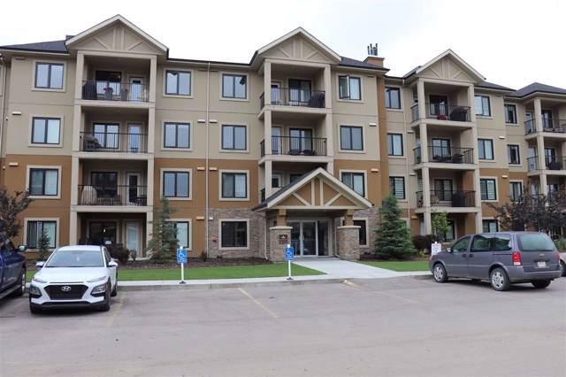 407 1031 173 Street, Edmonton, AB T6W 3E4 (#E4177517) :: David St. Jean Real Estate Group