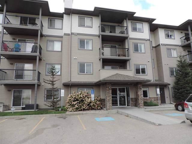 330 1180 Hyndman Road, Edmonton, AB T5A 0P8 (#E4177535) :: YEGPro Realty