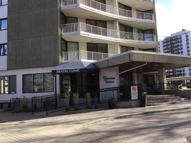 303 10045 117 Street, Edmonton, AB T5K 1W8 (#E4177574) :: YEGPro Realty