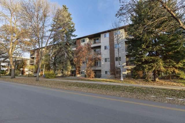 101 10520 80 Avenue, Edmonton, AB T6V 1V3 (#E4177590) :: YEGPro Realty