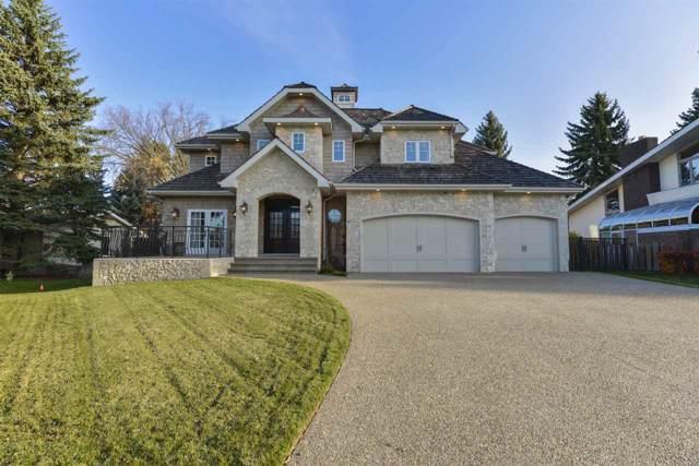 47 Marlboro Road, Edmonton, AB T6J 2C7 (#E4177625) :: YEGPro Realty