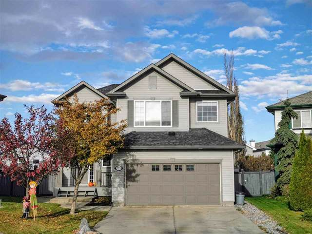 2225 Baker Close Crescent, Edmonton, AB T6W 1G9 (#E4177670) :: YEGPro Realty
