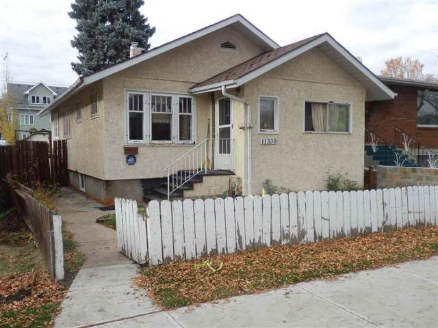 11330 92 Street, Edmonton, AB T5G 0Z2 (#E4177700) :: David St. Jean Real Estate Group