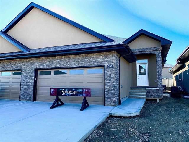 21 104 Allard Link SW, Edmonton, AB T6W 2N2 (#E4177732) :: YEGPro Realty
