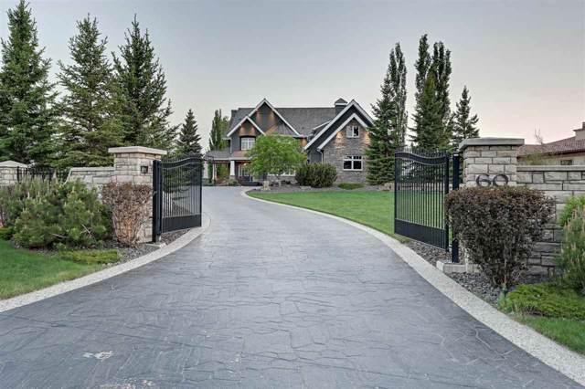 60 Windermere Drive, Edmonton, AB T6W 0S1 (#E4177742) :: YEGPro Realty