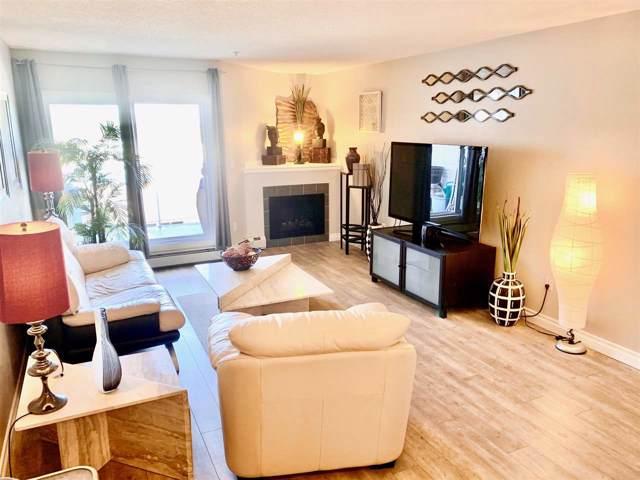 403 11446 40 Avenue NW, Edmonton, AB T6J 0R5 (#E4177789) :: Initia Real Estate