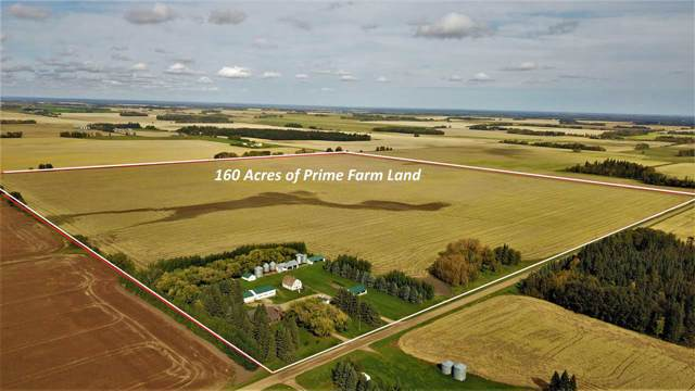 24416 Twp Rd 570, Rural Sturgeon County, AB T0G 1L0 (#E4177825) :: David St. Jean Real Estate Group