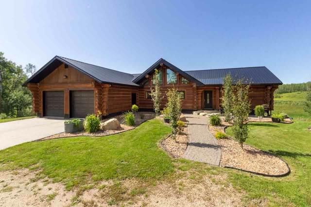 49342 Range Road 200, Rural Camrose County, AB T0B 2M1 (#E4177827) :: David St. Jean Real Estate Group