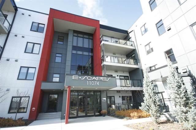 126 11074 Ellerslie Road, Edmonton, AB T6W 2C2 (#E4178019) :: Initia Real Estate