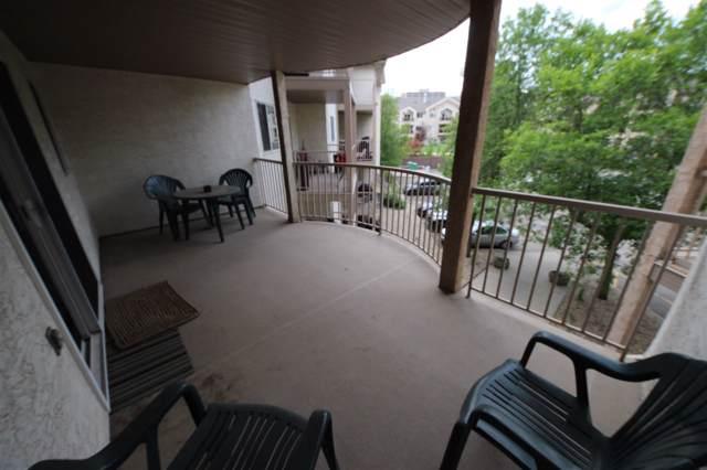 309 17109 67 Avenue, Edmonton, AB T5T 6E6 (#E4178055) :: Initia Real Estate