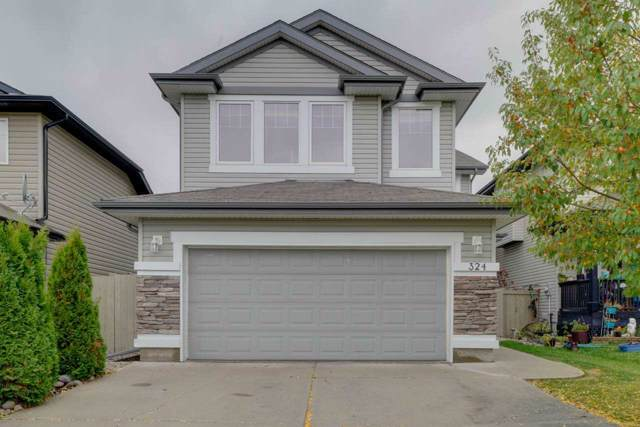 324 79 Street, Edmonton, AB T6X 1N1 (#E4178114) :: The Foundry Real Estate Company