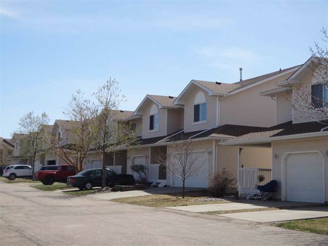38 6608 158 Avenue NW, Edmonton, AB T5Z 3H2 (#E4178185) :: Initia Real Estate