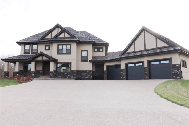 25 Greystone Drive, Rural Sturgeon County, AB T8T 0A8 (#E4178384) :: Initia Real Estate