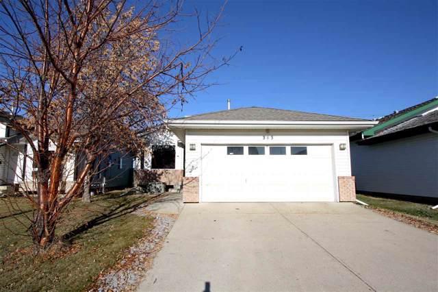 383 Blackburn Drive E, Edmonton, AB T6W 1B8 (#E4178396) :: Initia Real Estate