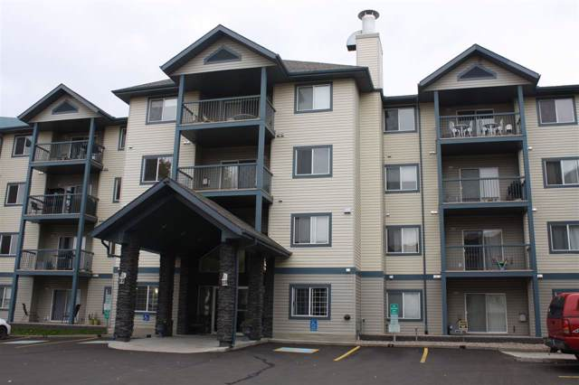 423 16303 95 Street NW, Edmonton, AB T5Z 3V1 (#E4178436) :: Initia Real Estate