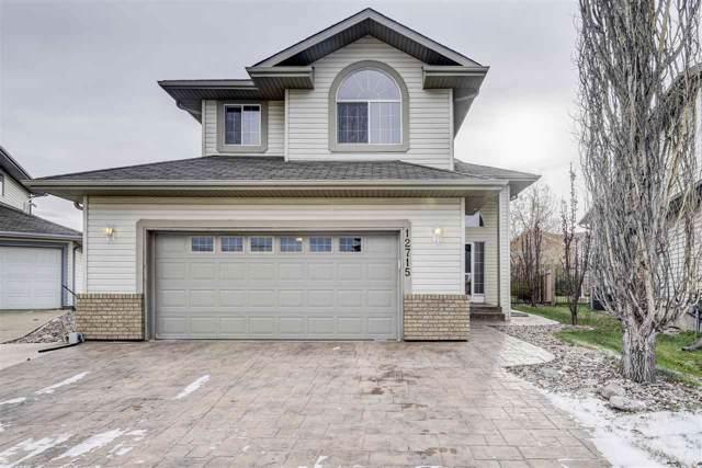 12715 Hudson Way, Edmonton, AB T6V 1K6 (#E4178525) :: Initia Real Estate